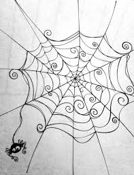 spider web cute spider halloween art and printables