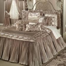oversized bedspreads gold luxury and elegant bedspread inside