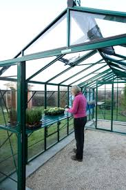 redoubtable 10ft x 12ft mill greenhouse