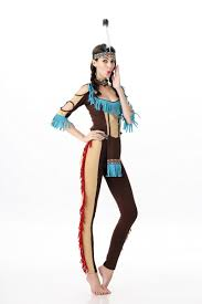 Native Indian Halloween Costumes Free Shipping Dancing Costume For Indian Maiden