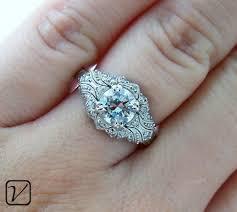 engagement rings vintage style wedding rings cushion cut engagement rings vintage halo settings
