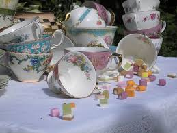 40 best vintage garden tea party images on pinterest garden tea