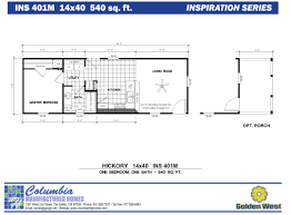 columbia manufactured homes inspiration series