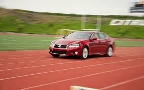 lexus 450h gs hybrid sedan 2013 lexus gs 450h first test motor trend