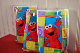 diy elmo themed birthday party kids