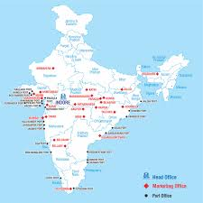Coal Map Of The World by Agarwal Coal Corporation
