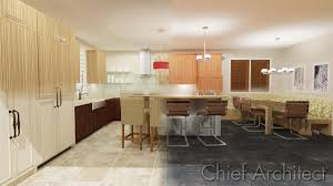 Chief Architect Home Design Interiors by Kitchen Design Styles Catalog Details