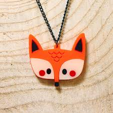 independent jewellery designers doodllery necklace fox moose bags gifts toys