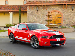 ford mustang gt white stripes 2011 shelby ford mustang gt500 svt with white stripes 3 4