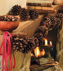 decorating with pinecones at joann com christmas pinterest