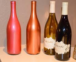 Diy Wine Bottle Vases Diy Wine Bottle Vases Desiree Hartsock Bridal