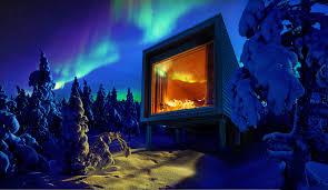 sleep under the northern lights doze off under the northern lights visitfinland com