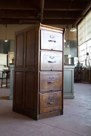 vintage british kenrick and jefferson oak filing cabinet at 1stdibs