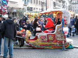 christmas in rome with children rome family travel