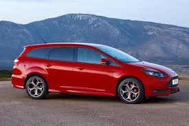 ford focus carbuyer ford focus st estate 2012 2014 pictures carbuyer