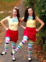 Tweedle Dee And Tweedle Dum Costumes 15 Diy Cartoon Halloween Costumes For Bffs Gurl Com