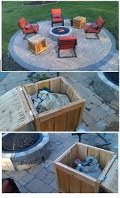 Make Your Own Firepit Build Your Own Propane Pit Pit Ideas