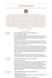 handyman resume samples visualcv resume samples database
