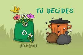 imagenes animadas sobre el reciclaje la rosa del reciclaje