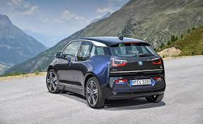 2018 bmw i3 rear left quarter photos first pictures 2018 bmw