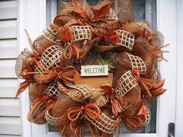 11 best my wreaths images on deco mesh wreaths fall
