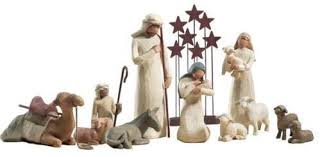 nativity sets willow tree nativity set ebay