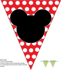 25 mickey mouse banner ideas mickey mouse