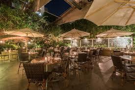 Patio Dining Restaurants by Salazar Eater La