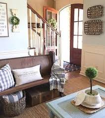Church Pew Home Decor Old Church Pew For An Entryway Hang The Moon Designs Pinterest