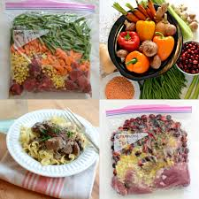 10 quick and healthy freezer to slow cooker meals no prep cooking