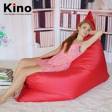 simple comfortable lazy bean bag large square beanbag sofa chairs