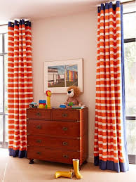 Orange White Curtains Rustic Orange Curtains Best Curtains Design 2016