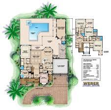 deauville home plan weber design group naples fl