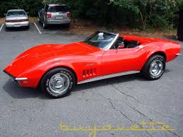 1969 corvette for sale 1969 corvette convertible for sale at buyavette atlanta