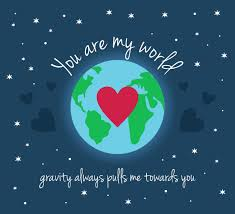 you are my world free i you ecards greeting cards 123