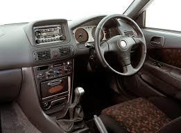 Toyota Corolla 2001 S Interior Toyota Corolla Sportivo 5 Door U00271999 U20132001