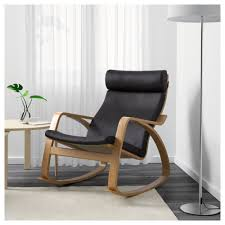 black leather rocking chair inspirations home u0026 interior design