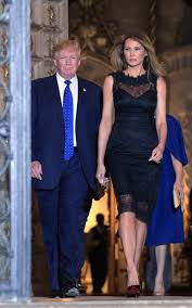 melania trump continues her tour of asia wearing a dior dress