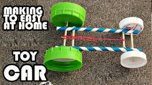 watch how to make a rubber band powered toy car video id