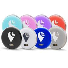 tracker trackr pixel black white silver aqua purple pink red
