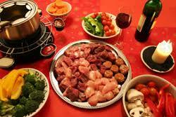 cuisiner viande à fondue fondue bourguignonne cook diary