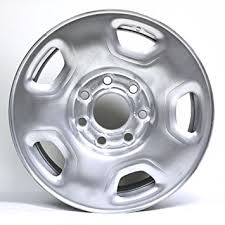 ford f150 rims 17 inch amazon com 17 inch ford f150 oem 3558 steel wheel automotive