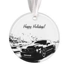 ford mustang ornaments keepsake ornaments zazzle