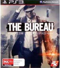 the bureau ps3 sell the bureau xcom declassified ps3 in india gameloot