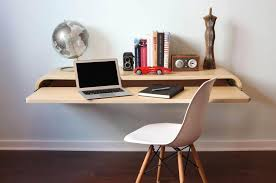 Modern Wall Desk Modern Wall Mounted Desk Hutch Rocket Steps Install Wall