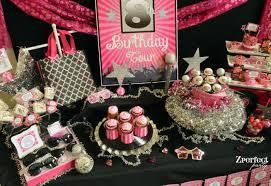 guest party pop star idol 8th birthday party