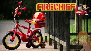 apollo firechief kids bike 12