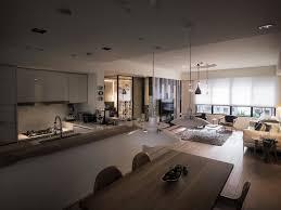 Contemporary Apartment Living Room - European apartment design