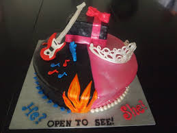 punk princess gender reveal cakecentral com