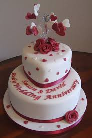 ruby wedding cakes tiered occasions cakes iced magic cakes